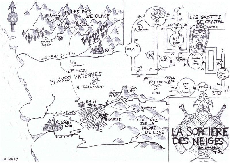 La Sorcière des Neiges Map_so11
