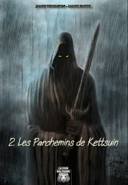 2 - Les Parchemins de Kettsuin Vdt211