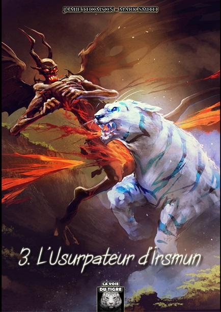 3 - L'Usurpateur d'Irsmun Vdt310