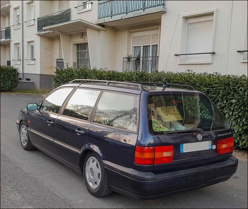 Passat Variant Facelift 20180218