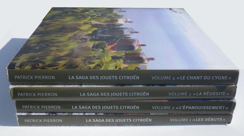 Livres sur les Jouets Citroën 010
