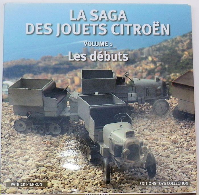 Livres sur les Jouets Citroën 1-110