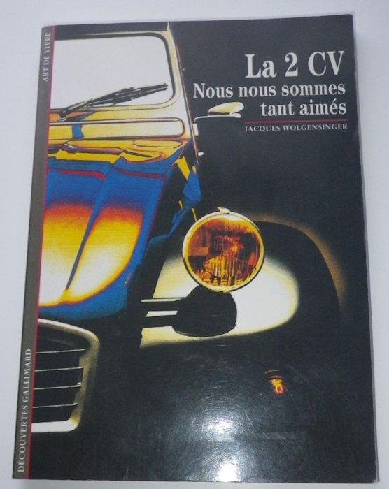 Livres sur les 2CV  10_2cv10