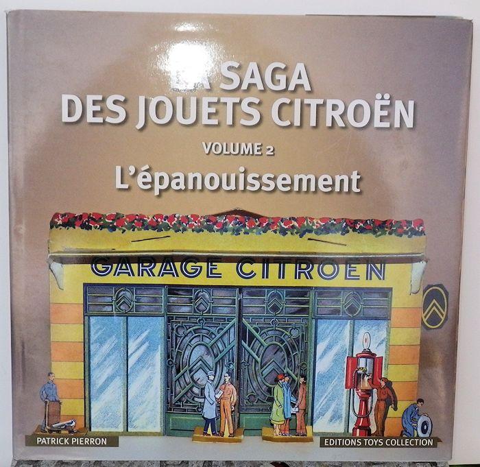 Livres sur les Jouets Citroën 2-110