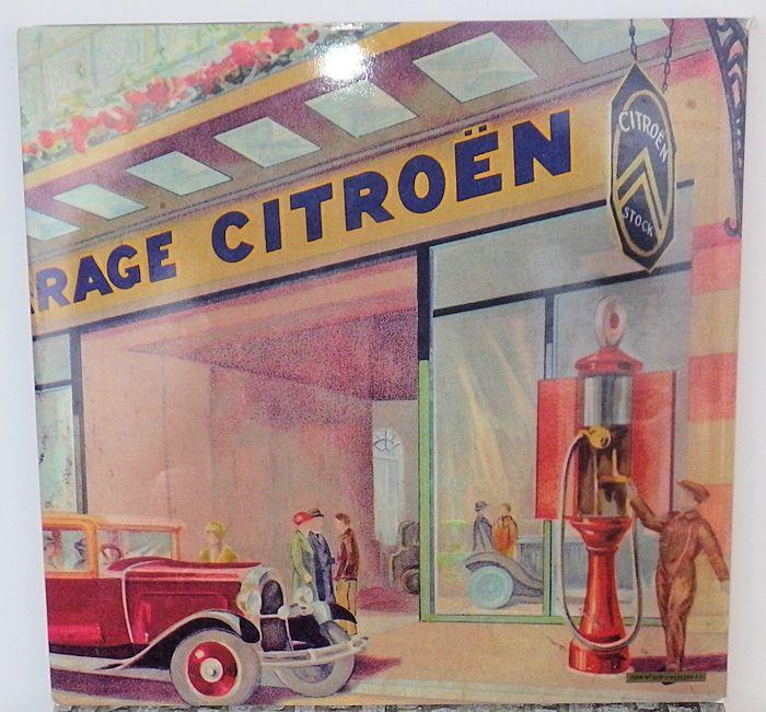 Livres sur les Jouets Citroën 2-210