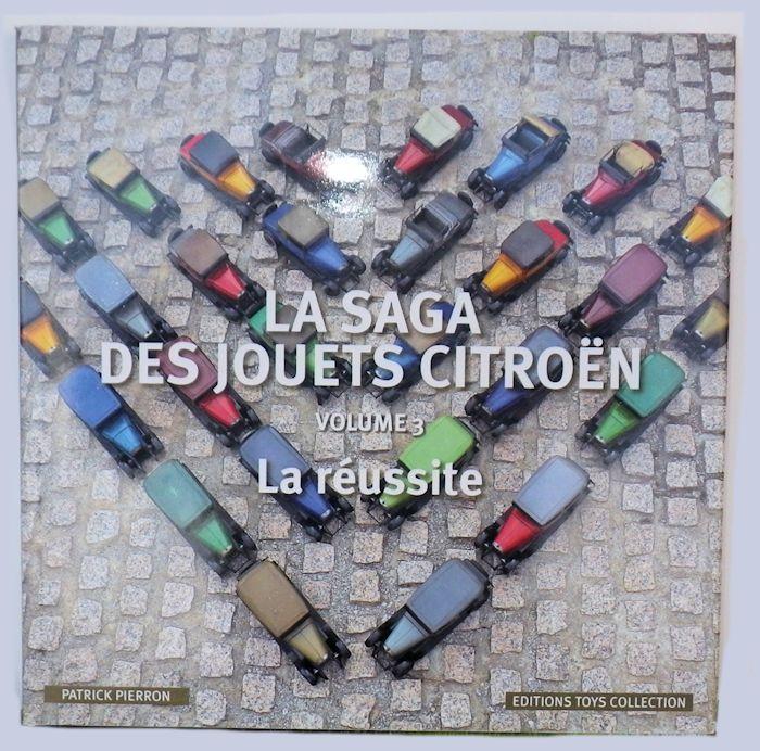 Livres sur les Jouets Citroën 3-110