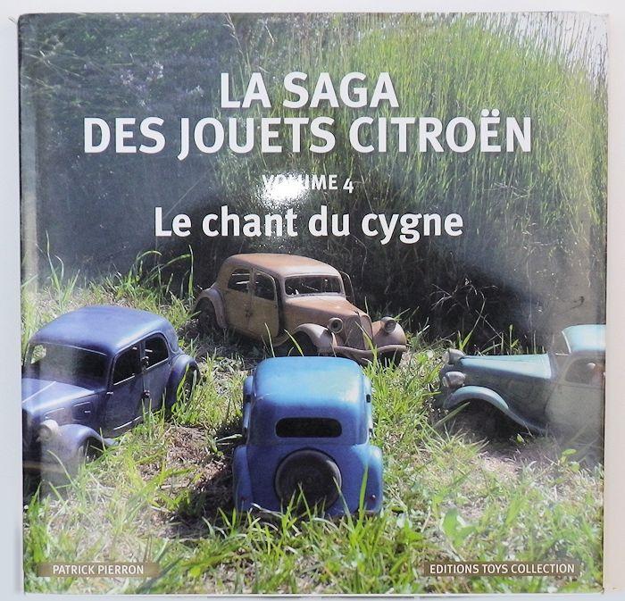 Livres sur les Jouets Citroën 4-110