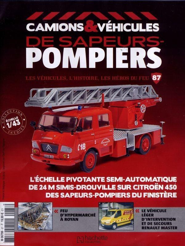 Les Plus Beaux Camions de Sapeurs-Pompiers (Hachette) - Page 2 450_ep11