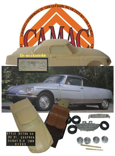 La production globale CamaC Camac-12