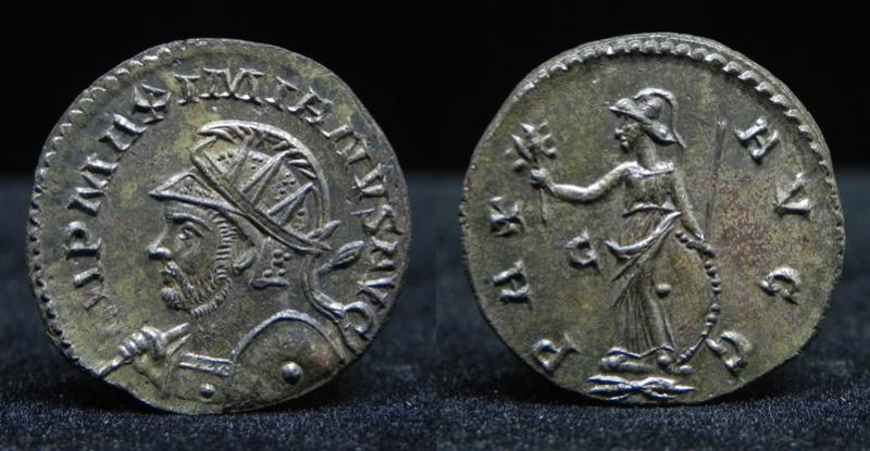 Aureliani de Lyon de Dioclétien et de ses corégents - Page 11 Maximi13