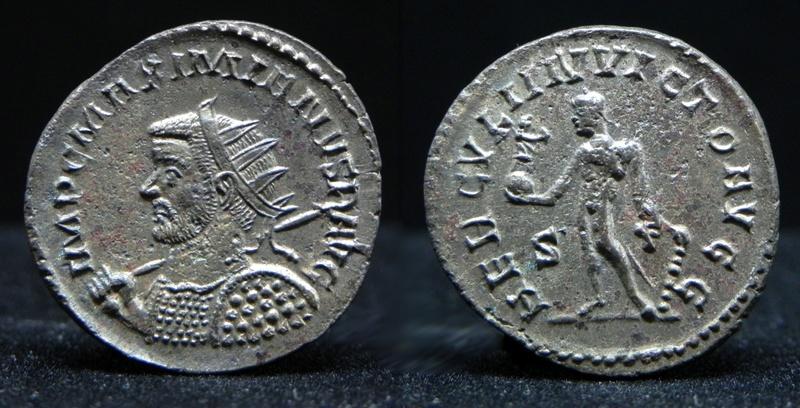 Aureliani de Lyon de Dioclétien et de ses corégents - Page 11 Maximi14