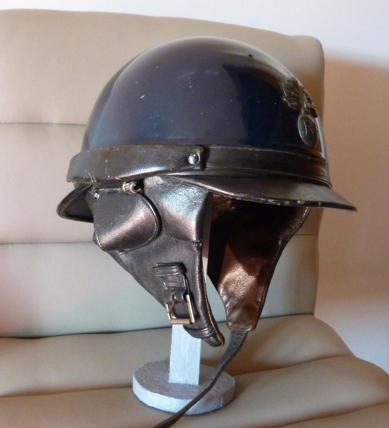 casque de motard de la garde du Maréchal Pétain - Page 2 Mle_3310