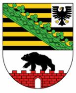 Garantien der Bürgschaftsbank Sachsen-Anhalt für Beteiligungen Wappen42