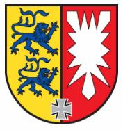 Förderpropgramm Garantien für Beteiligungen der Bürgschaftsbank Schleswig-Holstein Wappen50
