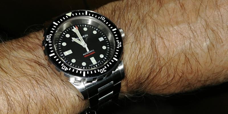 La montre du vendredi, le TGIF watch! - Page 29 20171213