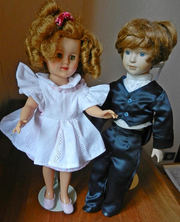 Ideal Toys : Shirley (composition et vinyle) - Mise à jour : 08/08/18 - Page 2 Dscn0811