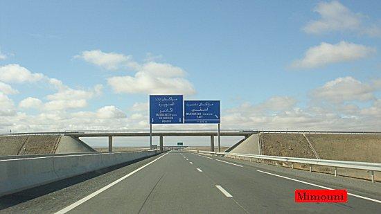 mimouni - Avec Mimouni sur l'Autoroute de l'Atlas Souss_21