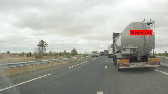 mimouni - Avec Mimouni sur l'Autoroute de l'Atlas Souss_22