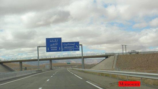mimouni - Avec Mimouni sur l'Autoroute de l'Atlas Souss_24