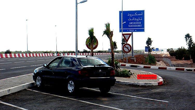 Le genie Marocain au service de l'infrastructure nationale - Page 2 Souss_44