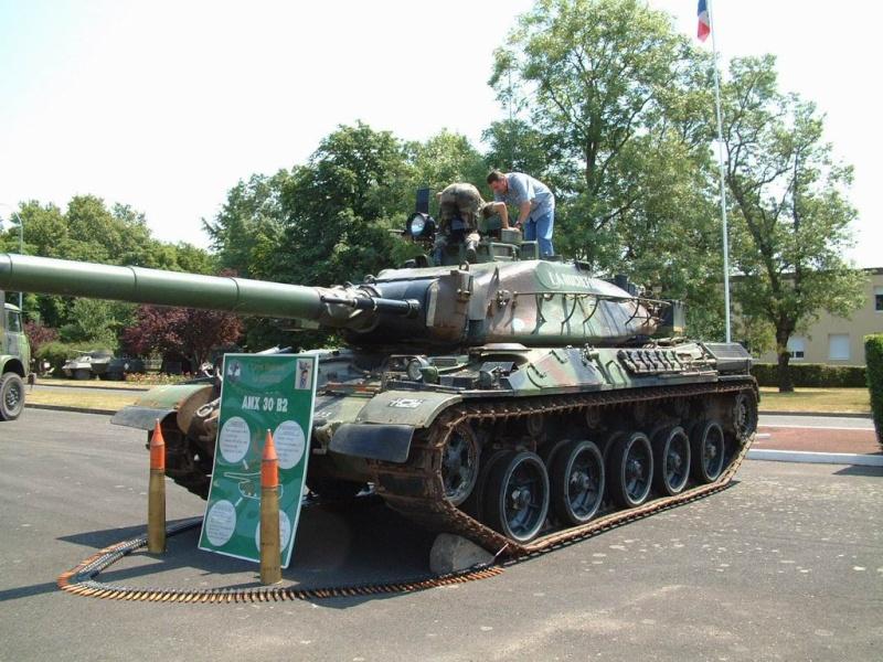 char dans maf et pack mission Amx-3010