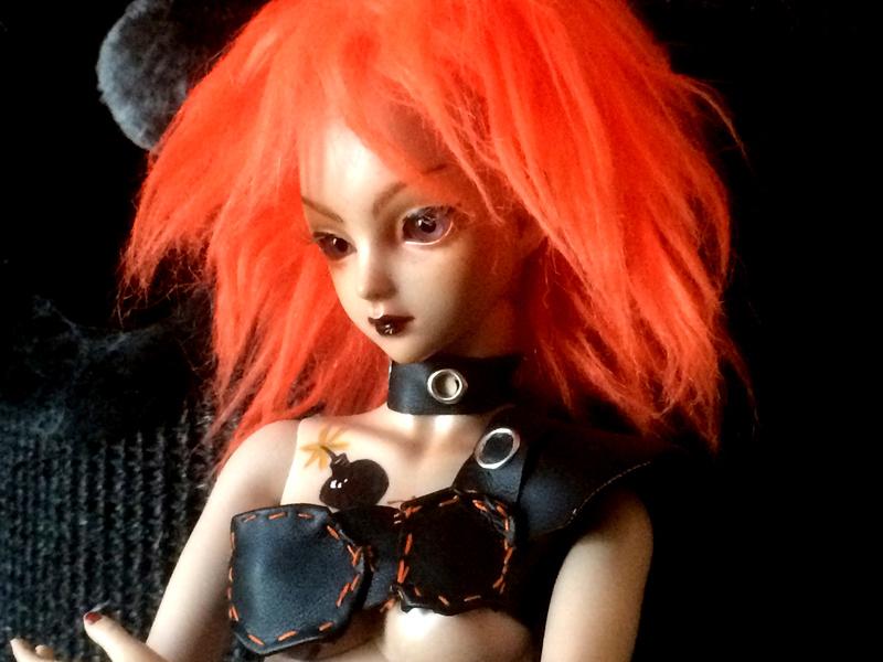 [Aquarius Doll Olivia] (Dithilde) Au coin du chat Syance21