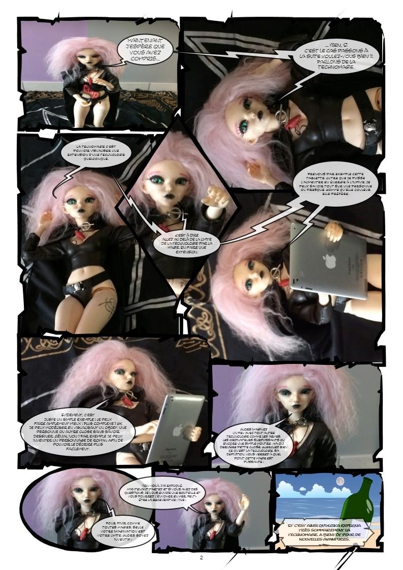 [Les miss d'HommeDoll] *Mercenaire et femme P6* - Page 6 Techno12