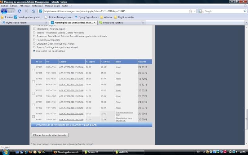 Court courrier Screen16