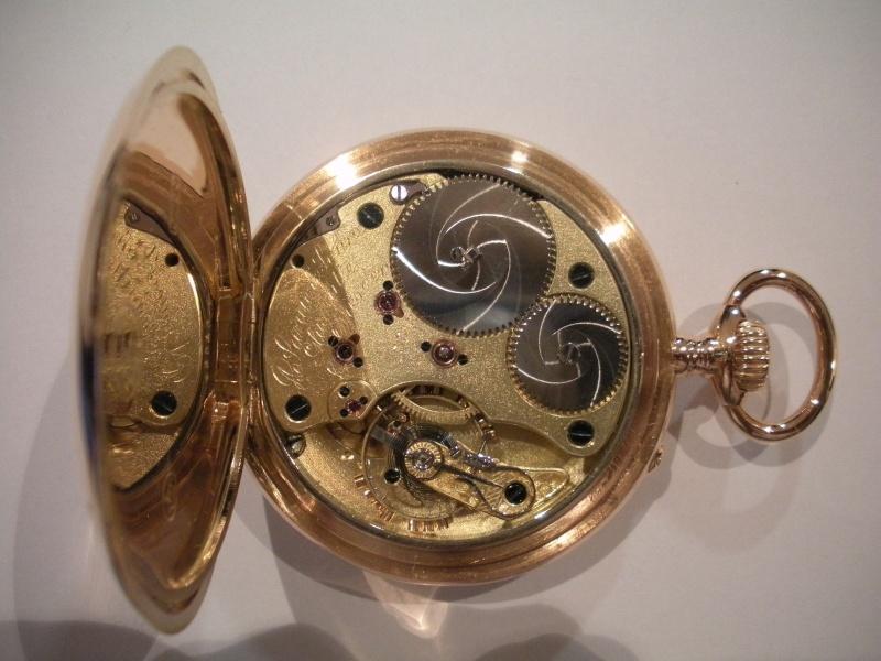 Les plus belles montres de gousset des membres du forum - Page 5 Lange310