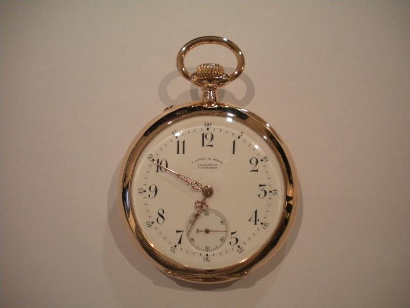 Les plus belles montres de gousset des membres du forum - Page 5 Lange510
