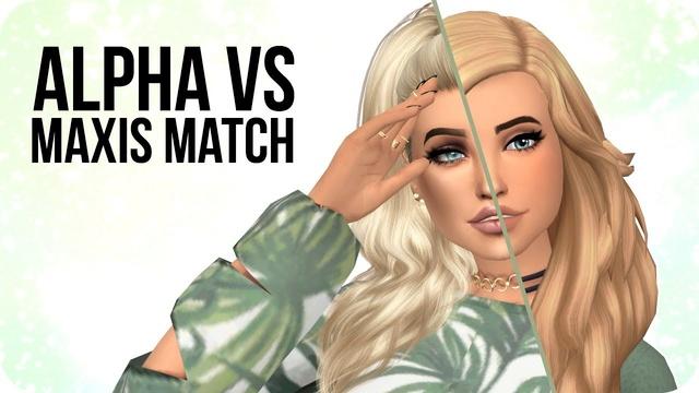 Les Sims : Avec ou sans contenu personnalisé ? Maxres12