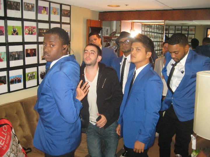 Bruno con su banda :D 37191_10