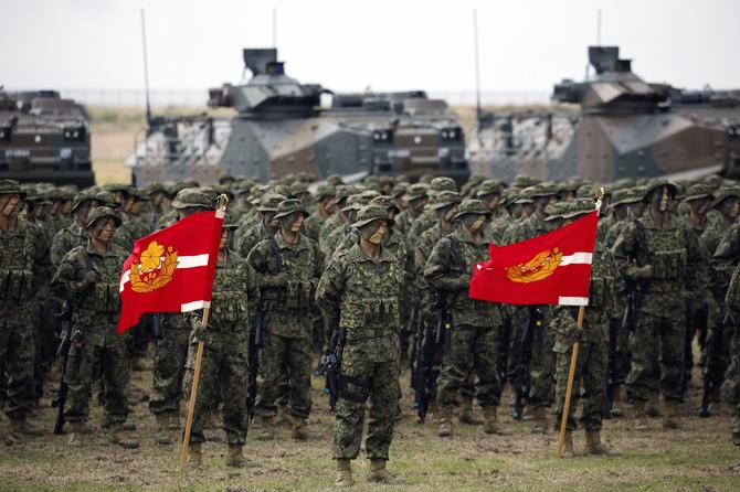 [interarmées] La force amphibie japonaise 07avri10