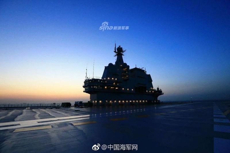 Porte-avions chinois - Page 2 17_0310