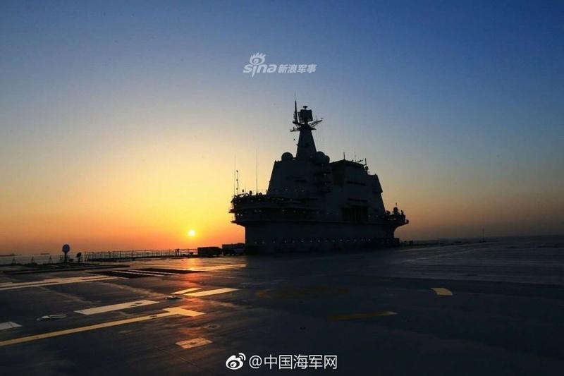 Porte-avions chinois - Page 2 17_0810