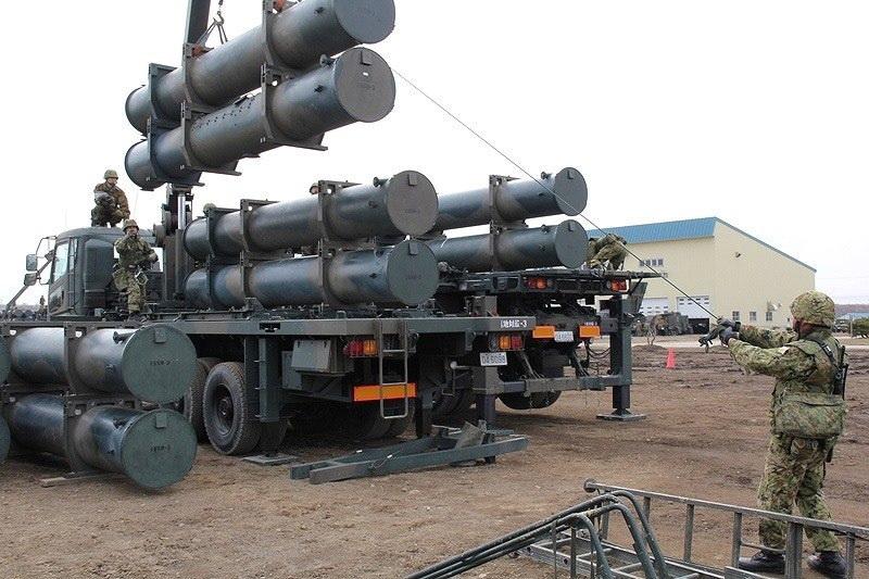 Missiles antinavires 411