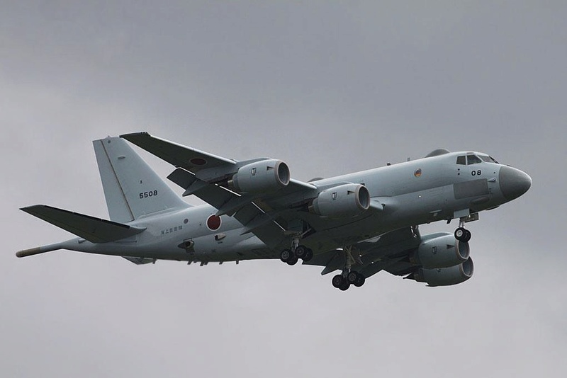 [Aviation maritime] Kawasaki P-1 - Page 2 550810