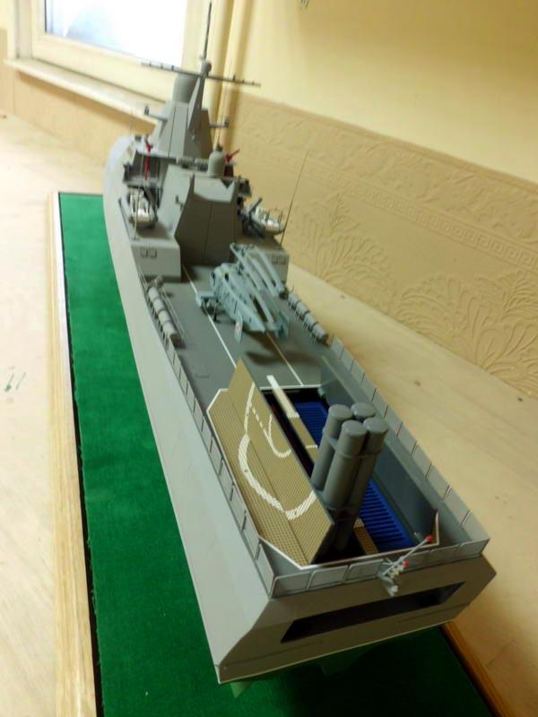 Corvettes classe VASILY BYKOV (Projet 2216.0) 810