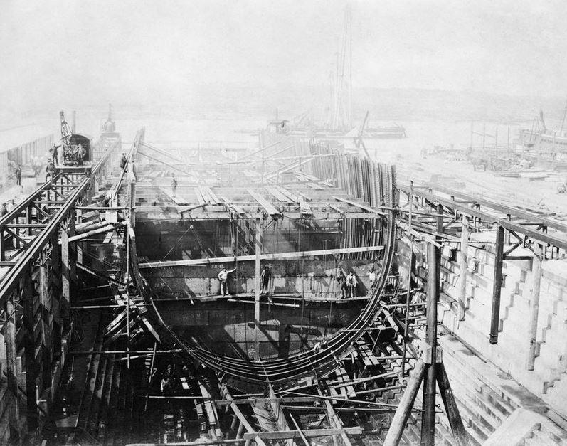 Les premiers cuirassés britanniques 1860-1889 Achill11