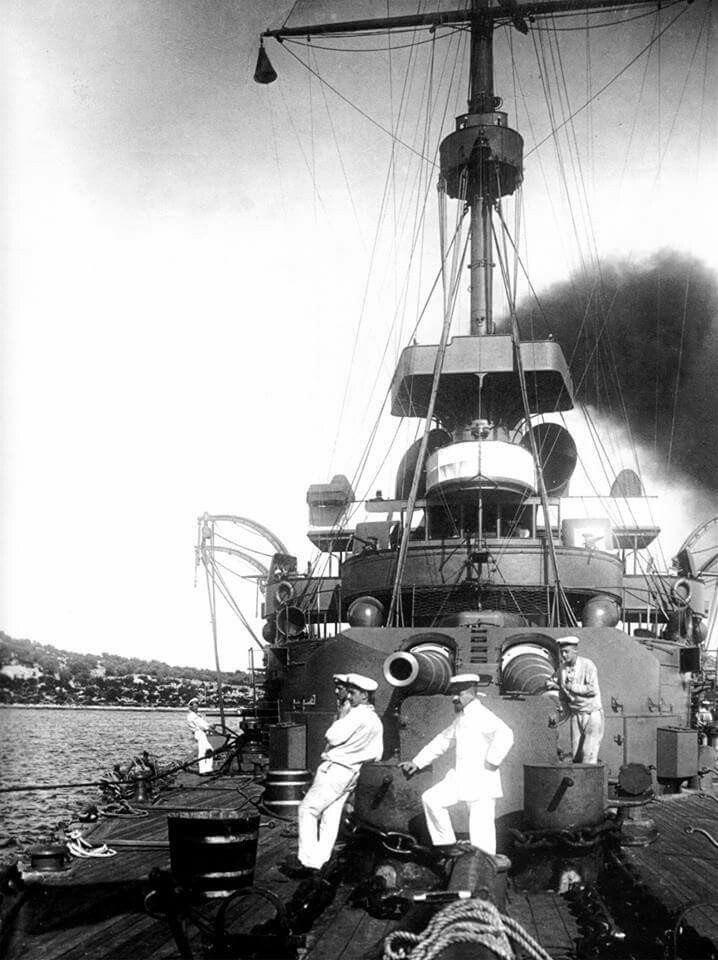 Marine Austro-Hongroise  - Page 2 Budape10