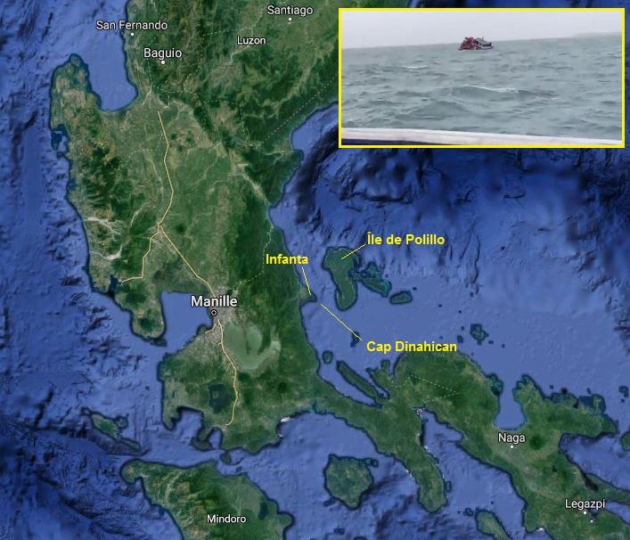 Marine des Philippines - Page 6 Carte16