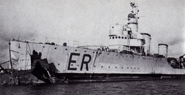 Destroyers italiens (Cacciatorpedinière) - Page 2 Euro10