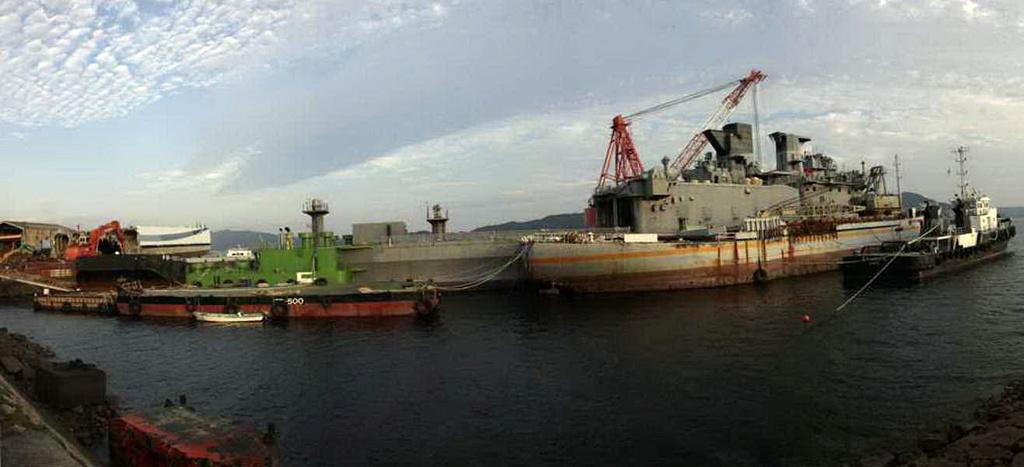 Missiles antinavires Exshir13