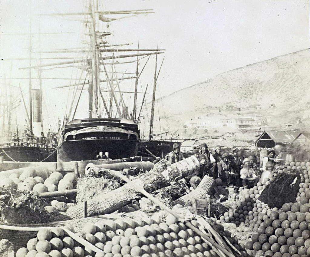 Guerre de Crimée 1854-56 Fe101010