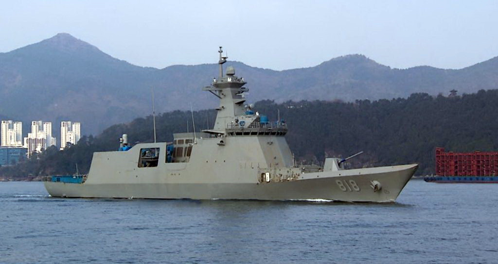 Fregates FFX et FFK Classe Oulsan Ff818a10