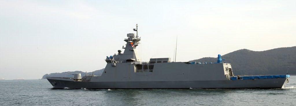 Fregates FFX et FFK Classe Oulsan Ff818b10