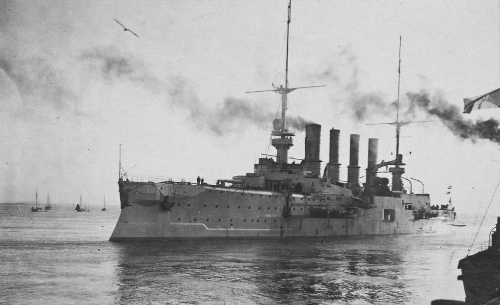 Croiseurs allemands - Page 4 Gneise10