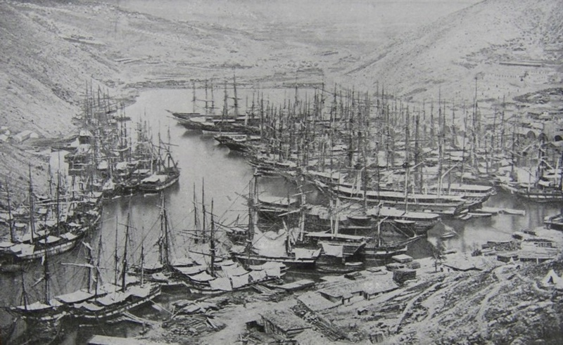 Guerre de Crimée 1854-56 Heathl11