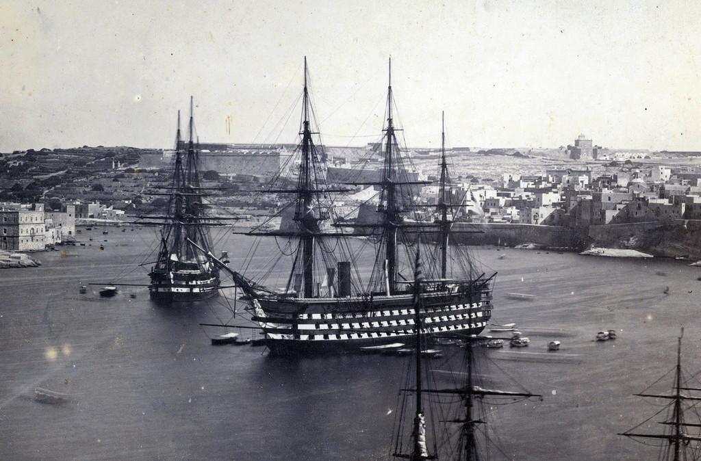 HMS Marlborough (1858-1924) Hms_ma10