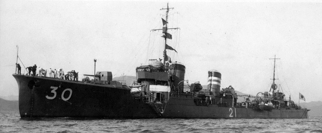 Destroyers japonais - Page 5 Kisara10
